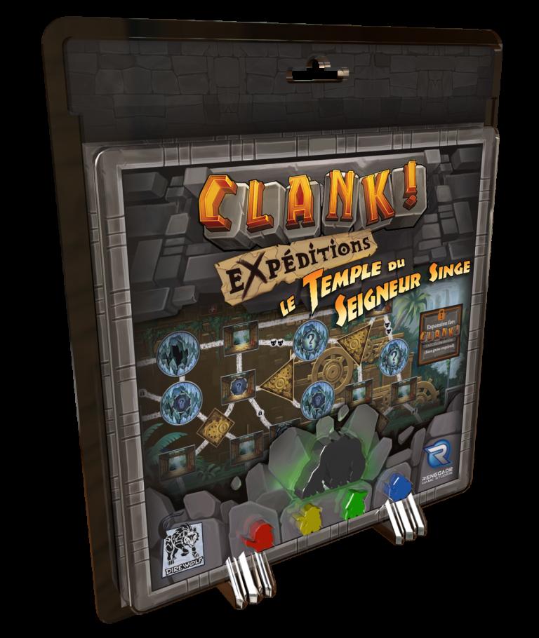 Clank ! - Expéditions 2 : Le Temple du Seigneur Singe