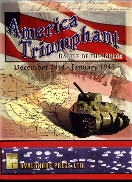 America triumphant : Battle of the Bulge