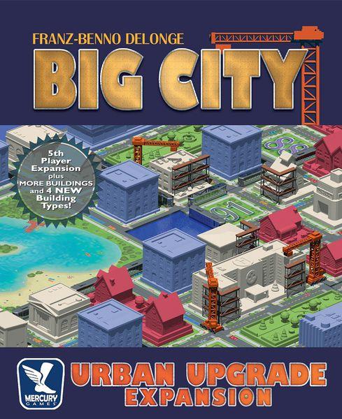 Big City 20th Anniversary Jumbo Edition - Urban Upgrade