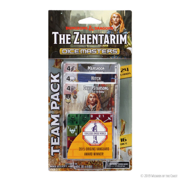 Dice Masters: Trouble in Waterdeep Campaign Box - The Zhentarim