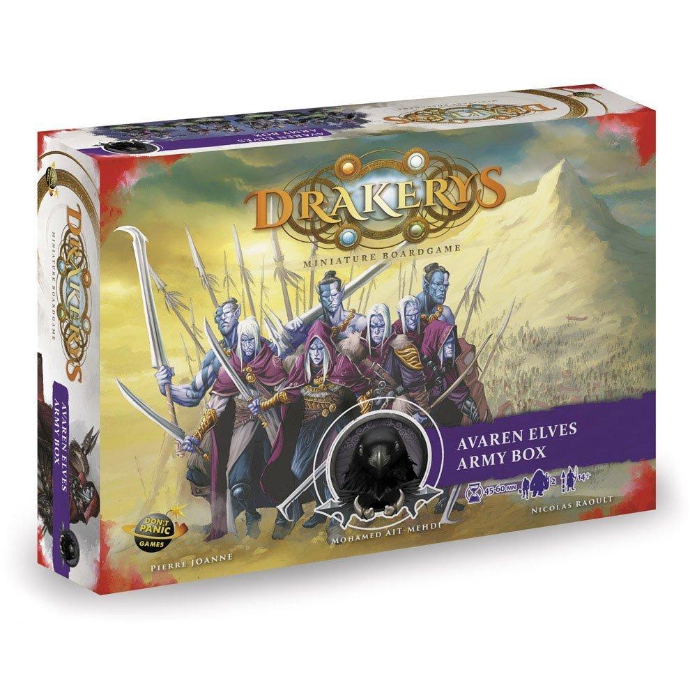 Drakerys-Army Box: Avaren Elves