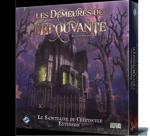 Les Demeures de l'épouvante (seconde édition) - Le Sanctuaire du Crépuscule