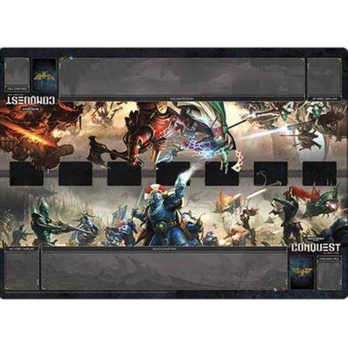 Warhammer 40 000: Conquest - Tapis de jeu