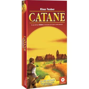 Catane / Les Colons De Catane - Extension 5-6 joueurs