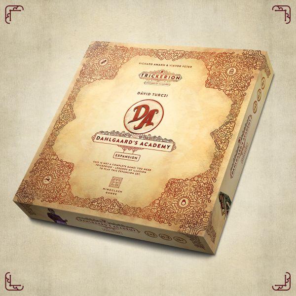 Trickerion: Legends of Illusion - Trickerion: Dahlgaard's Academy