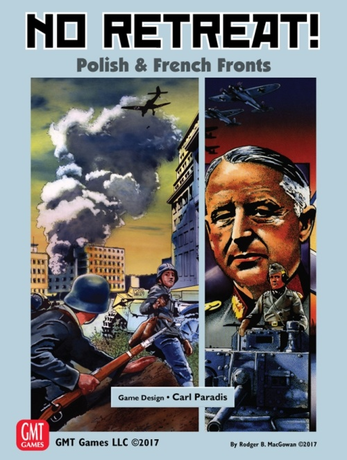 No retreat! : the French & Polish fronts
