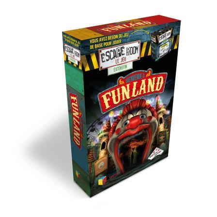 Escape room - le jeu - Bienvenue à Funland