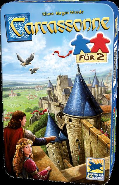 Carcassonne-Für 2 (2 joueurs)