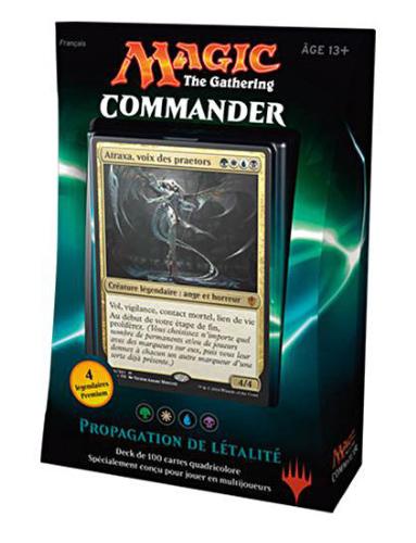 Magic the Gathering - Atraxa, voix des praetors - Commander 2016