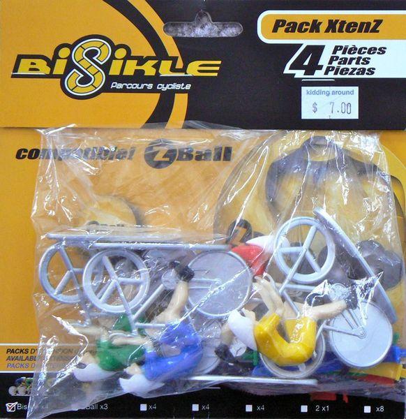 Bisikle - Pack Xtenz