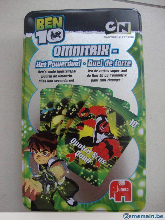 Ben10 Omnitrix - Duel de force