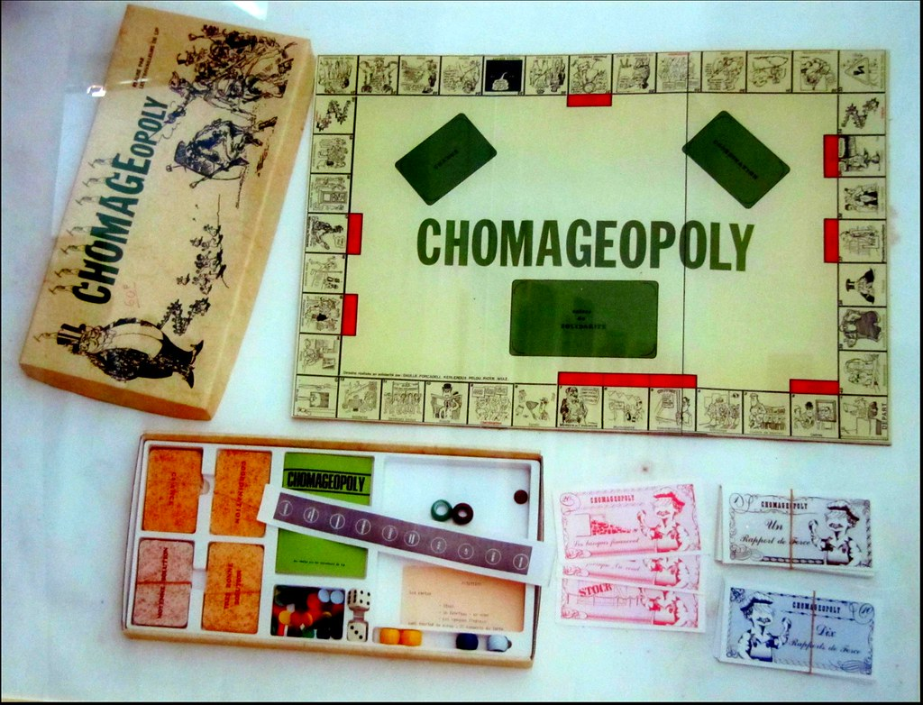 Chomageopoly