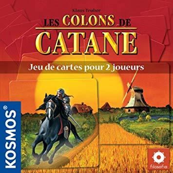 Les Colons de Catane - Le Jeu de Cartes