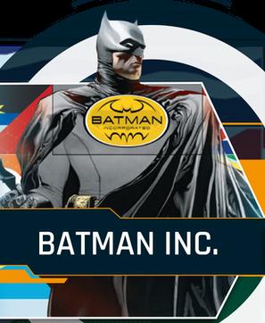 Batman : Gotham City Chronicles - Batman Inc.