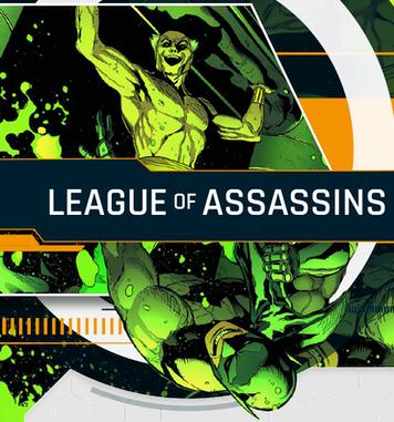 Batman : Gotham City Chronicles - League of Assassins