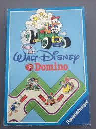 Domino Walt Disney Comic-Cars