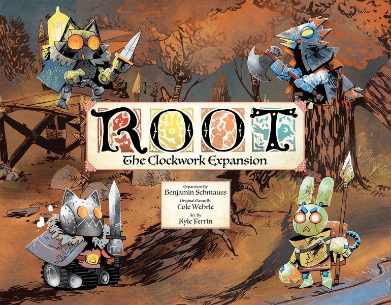 Root - Clockwork