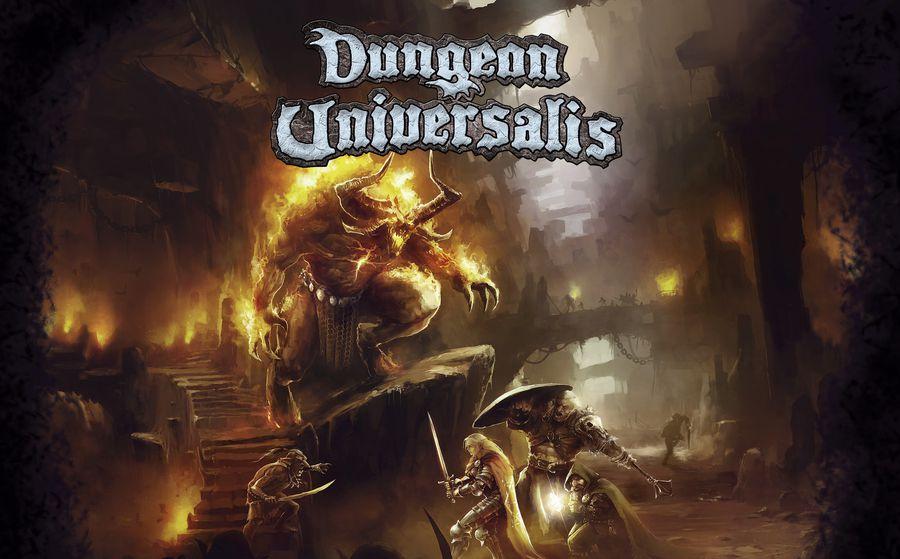Dungeon Universalis