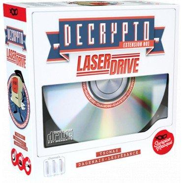 decrypto laser drive