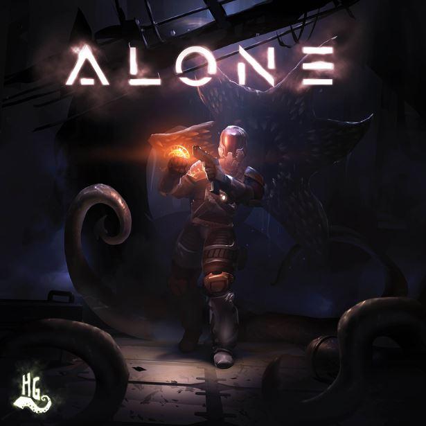 Alone 2nd print
