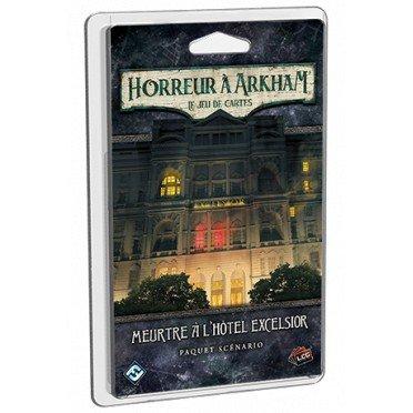 Horreur à Arkham - JCE : Meurtre à l'Hôtel Excelsior