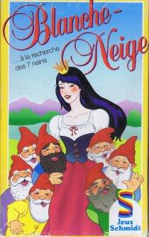 Blanche-Neige ... à la Recherche des 7 Nains