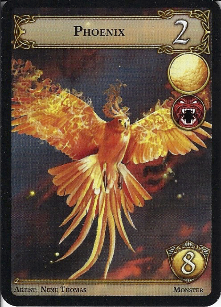 Carnival of Monsters : Phoenix