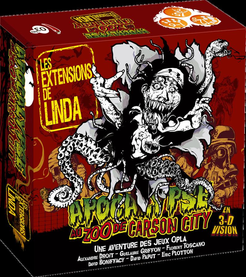 Apocalypse Au Zoo De Carson City - Les Extensions De Linda