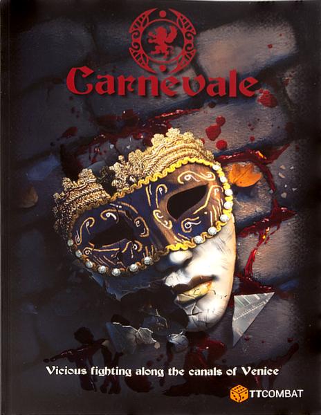Carnevale the miniature game