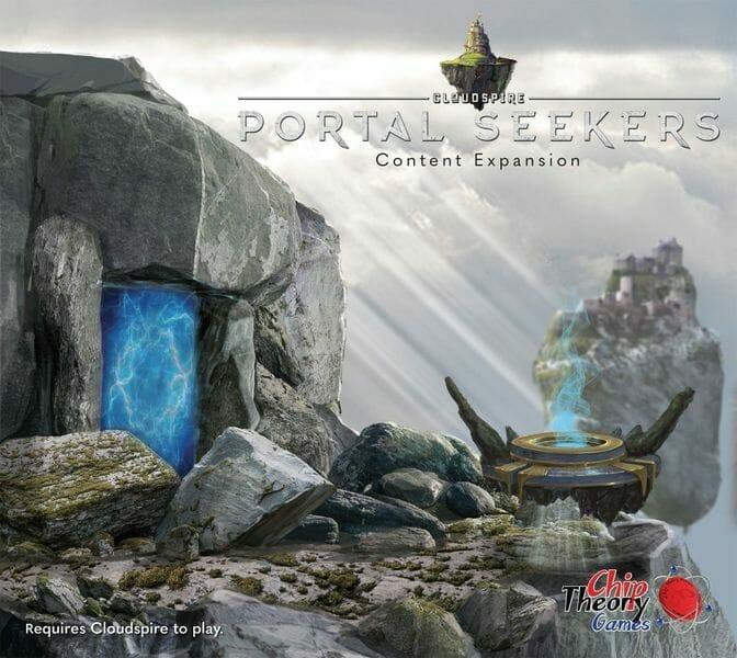 Cloudspire - Portal Seekers