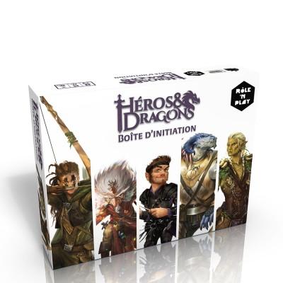 Héros & Dragons - Boîte d'initiation Rôle'n Play