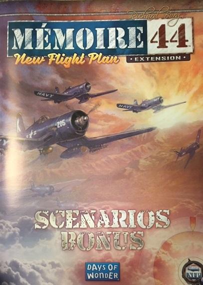 Mémoire 44 - New Flight Plan Scenarios Bonus