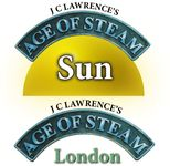 Age of Steam - Sun / London