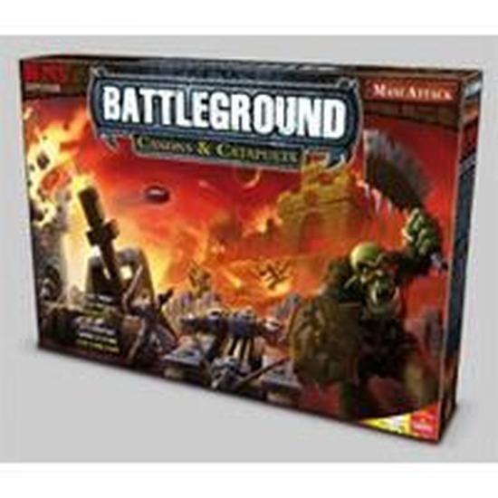 Battleground : Canons & Catapults