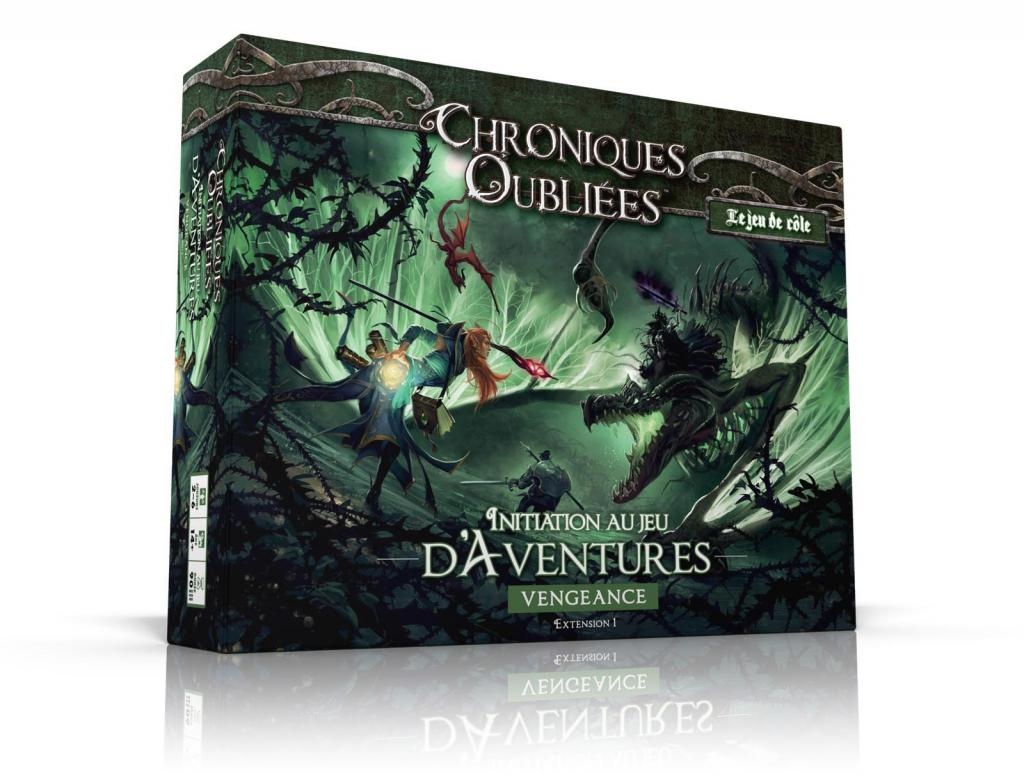 Chroniques Oubliées - Fantasy - Vengeance