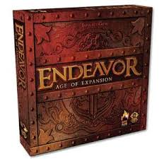 Endeavor : Age Of Sail - Age of expansion