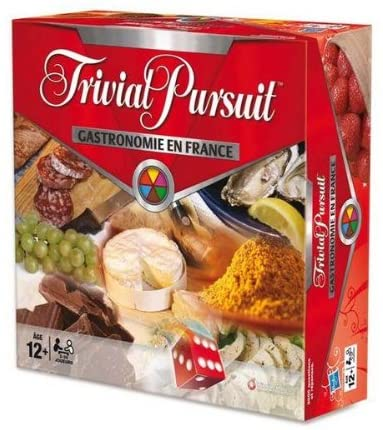 Trivial Pursuit - Gastronomie En France