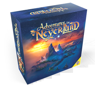 Adventures In Neverland Deluxe