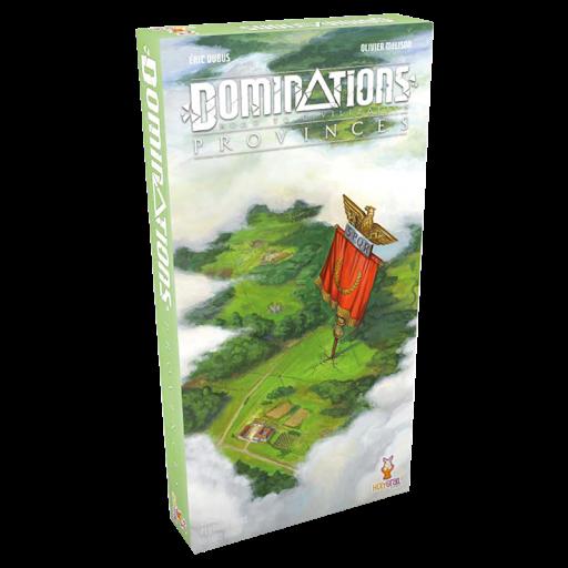Dominations - Provinces