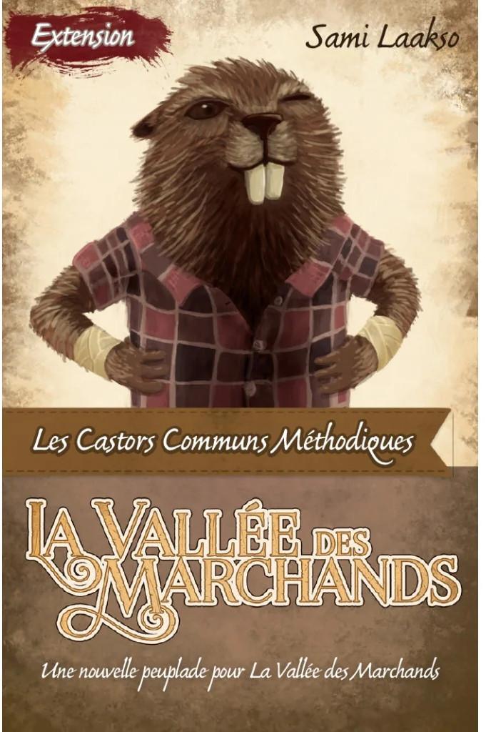 La Vallée Des Marchands - Les Castors Communs Méthodiques