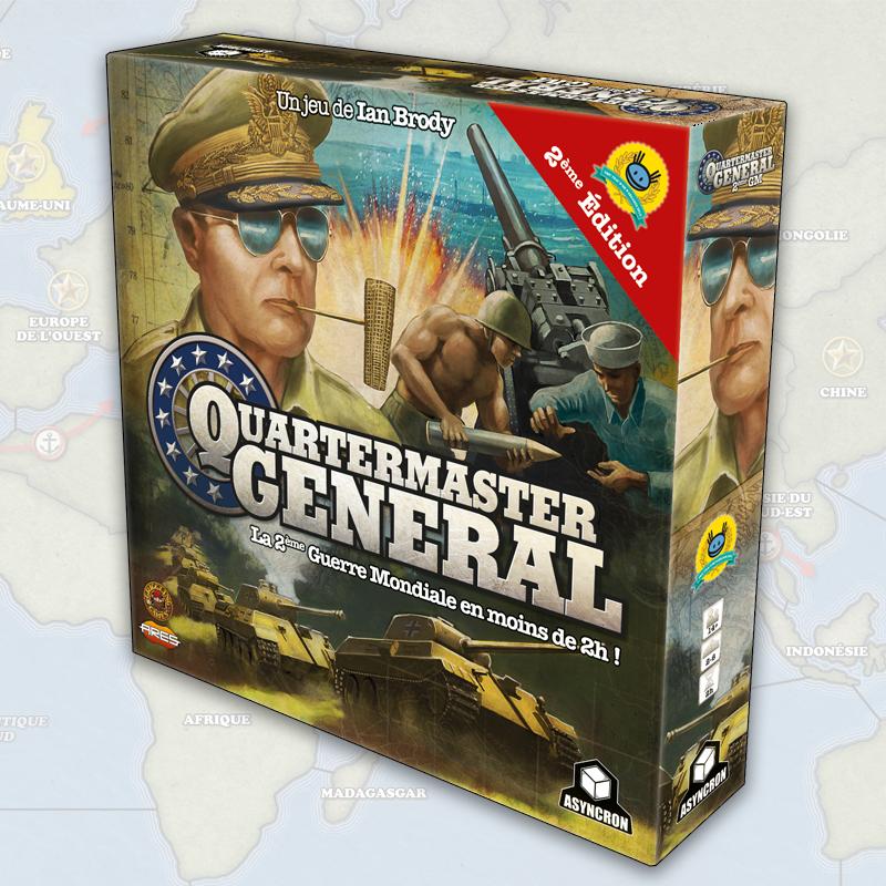 Quartermaster General Seconde édition