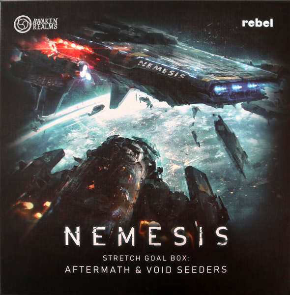 Nemesis - Stretch Goal Box : Aftermath & Void Seeders