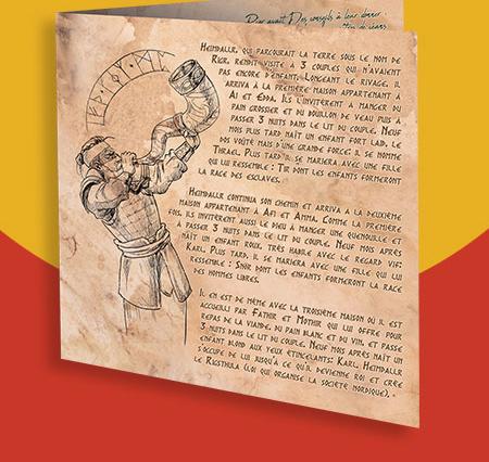 Yggdrasil Chronicles - Goodies Plato N°126 Juin 2020