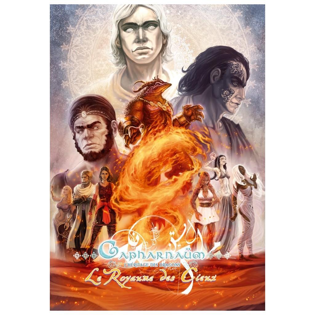 Capharnaüm - L'héritage Des Dragons - Le Royaume Des Cieux