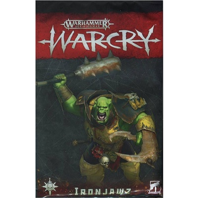 Age Of Sigmar: Warcry - Ironjawz