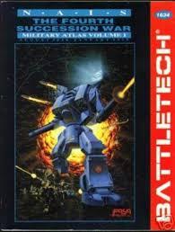 Battletech - 4th Succession War Military Atlas Vol1