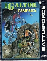 Battletech - Battleforce Galtor Campaign