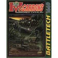 Battletech - Mccarron's Armored Cavalry