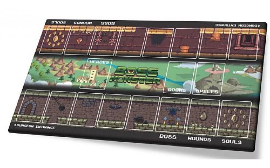 Boss Monster - Playmat 2 Joueurs
