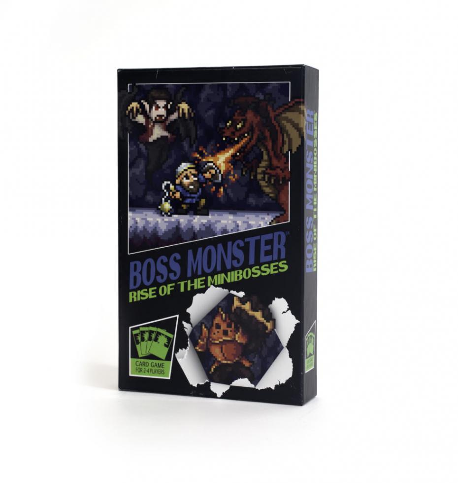 Boss Monster 3 : Rise Of The Minibosses